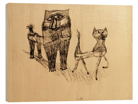 Paul Klee - Animal Friendship