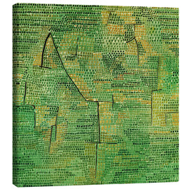 Paul Klee - Remote Landscape