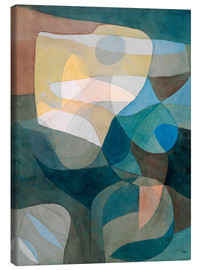Canvas print  Light Propagation - Paul Klee