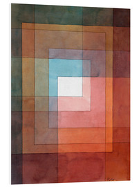 Forex  White framed polyphonically - Paul Klee