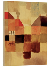 Paul Klee - Northern Town