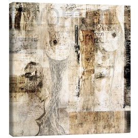 Canvas print  woman - Christin Lamade