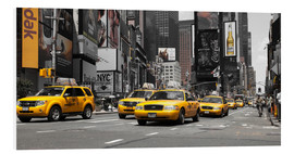 Forex  New York City -Yellow Cabs - Hannes Cmarits