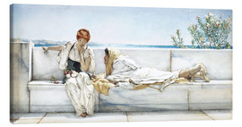 Lawrence Alma-Tadema - A Question
