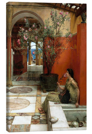 Lawrence Alma-Tadema - The Oleander