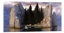 Acrylic print  Island of the Dead - Arnold Böcklin