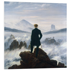 Forex  The Wanderer Above the Sea of Fog - Caspar David Friedrich