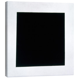 Canvas  Black Square - Kasimir Sewerinowitsch  Malewitsch