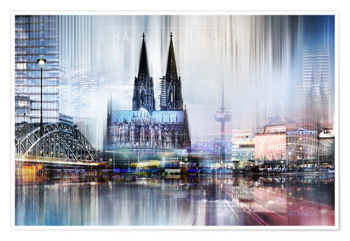 Poster Cologne 2