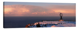 Canvas  North Cape - Panorama - HADYPHOTO by Hady Khandani