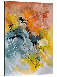 Aluminium print  Abstract - Pol Ledent