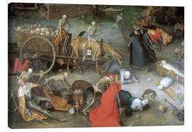 Jan Brueghel d.Ä. - Triumph of Death