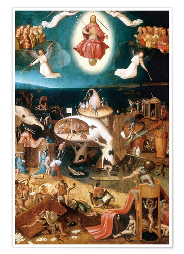Premium poster The Last Judgement