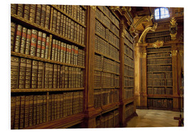 Forex  Old Library of Melk Abbey - Cindy Miller Hopkins