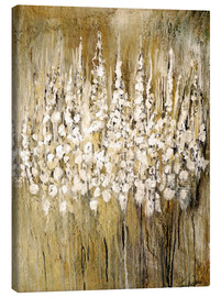 Canvas print  flower abstract - Christin Lamade
