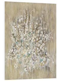Foam board print  Bouquet - Christin Lamade