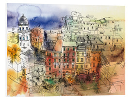 Forex  Vernazza view from the castle - Hartmut Buse