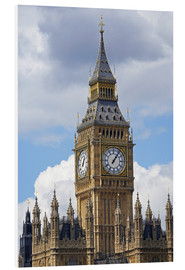 Forex  The Big Ben and the Palace of Westminster - David Wall