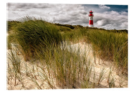 Acrylic print  Lighthouse List East (Sylt) - Dirk Wiemer