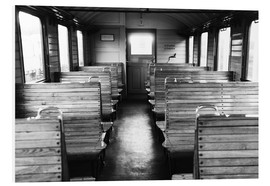 Forex  Old train compartment - Falko Follert