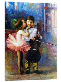 Forex  Melody of colors 4 - Yoo Choong Yeul