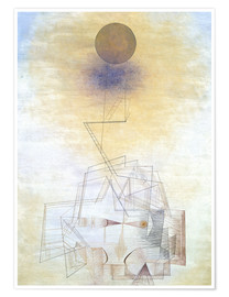 Premium poster  Bounds of the intellect - Paul Klee
