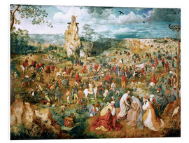 Forex  Christ Carrying the Cross - Pieter Brueghel d.Ä.
