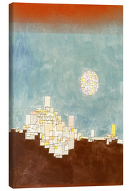 Canvas print  Chosen site. 1927 (X.8) - Paul Klee