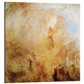 Joseph Mallord William Turner - Angel in front of the sun