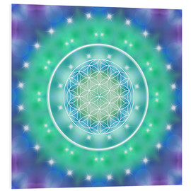 Forex  Flower of Life - Relaxation - Dolphins DreamDesign