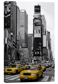 Canvas  NEW YORK CITY Times Square - Melanie Viola