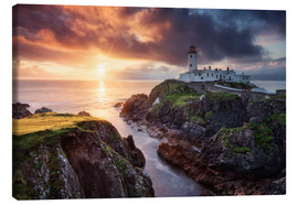 Canvas  Fanad Light - Michael Breitung