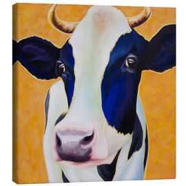 Canvas print  Cow Angelika - Renate Berghaus