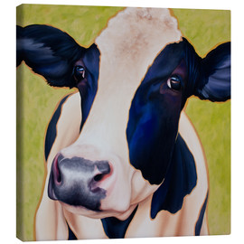 Canvas  Cow Paula - Renate Berghaus
