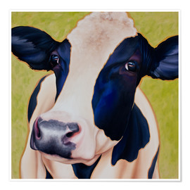 Renate Berghaus - Cow Paula