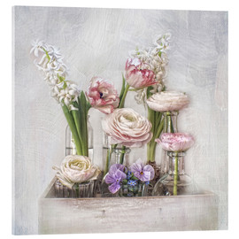 Acrylic print  all about spring - Lizzy Pe