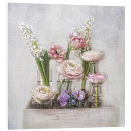 Foam board print  all about spring - Lizzy Pe