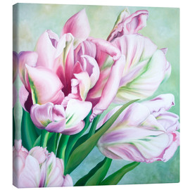 Canvas print  Tulips 2 - Renate Berghaus