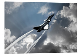 Acrylic glass  Rafale - airpowerart