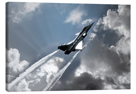 Canvas print  Rafale - airpowerart
