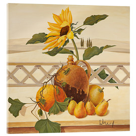 Acrylic print  Autumn still life - Franz Heigl