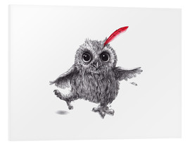 Forex  Chief Red - Happy Owl - Stefan Kahlhammer