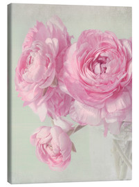 Canvas print  pink spring - Lizzy Pe