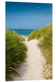 Forex  Path to the beach - Reiner Würz RWFotoArt