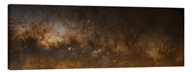 Canvas print  Milky Way - Luis Argerich