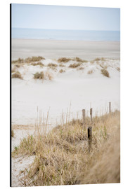 Aluminium print  German sea (St. Peter Ording) - gn fotografie