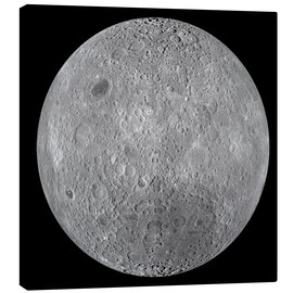 Canvas print  The Far Side of the Moon