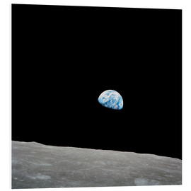 Forex  Earth from the Moon - Stocktrek Images