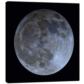 Canvas print  Full Moon - Alexander Voigt