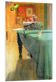 Forex  Brita at the Piano - Carl Larsson